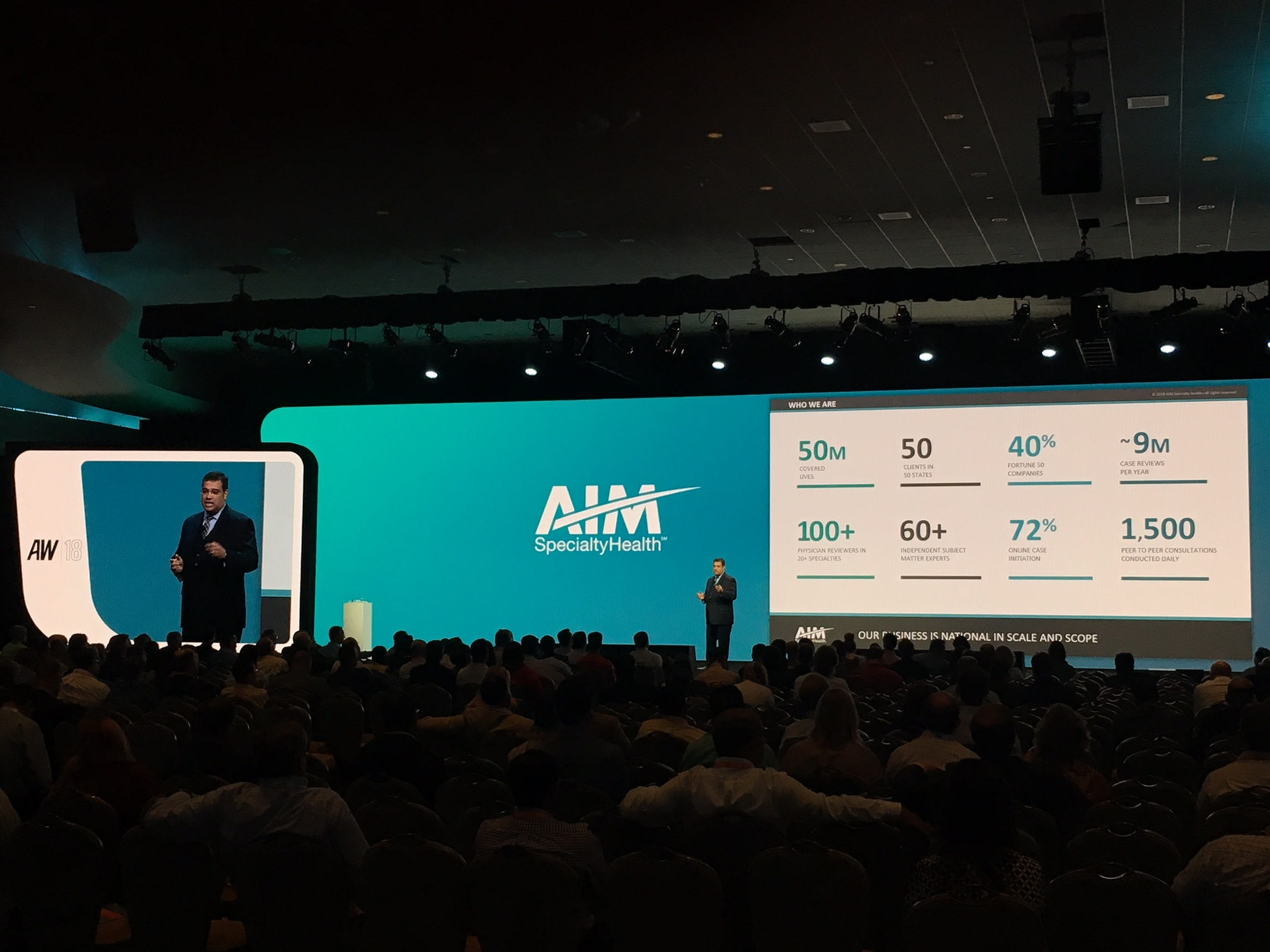 AIM Appian World