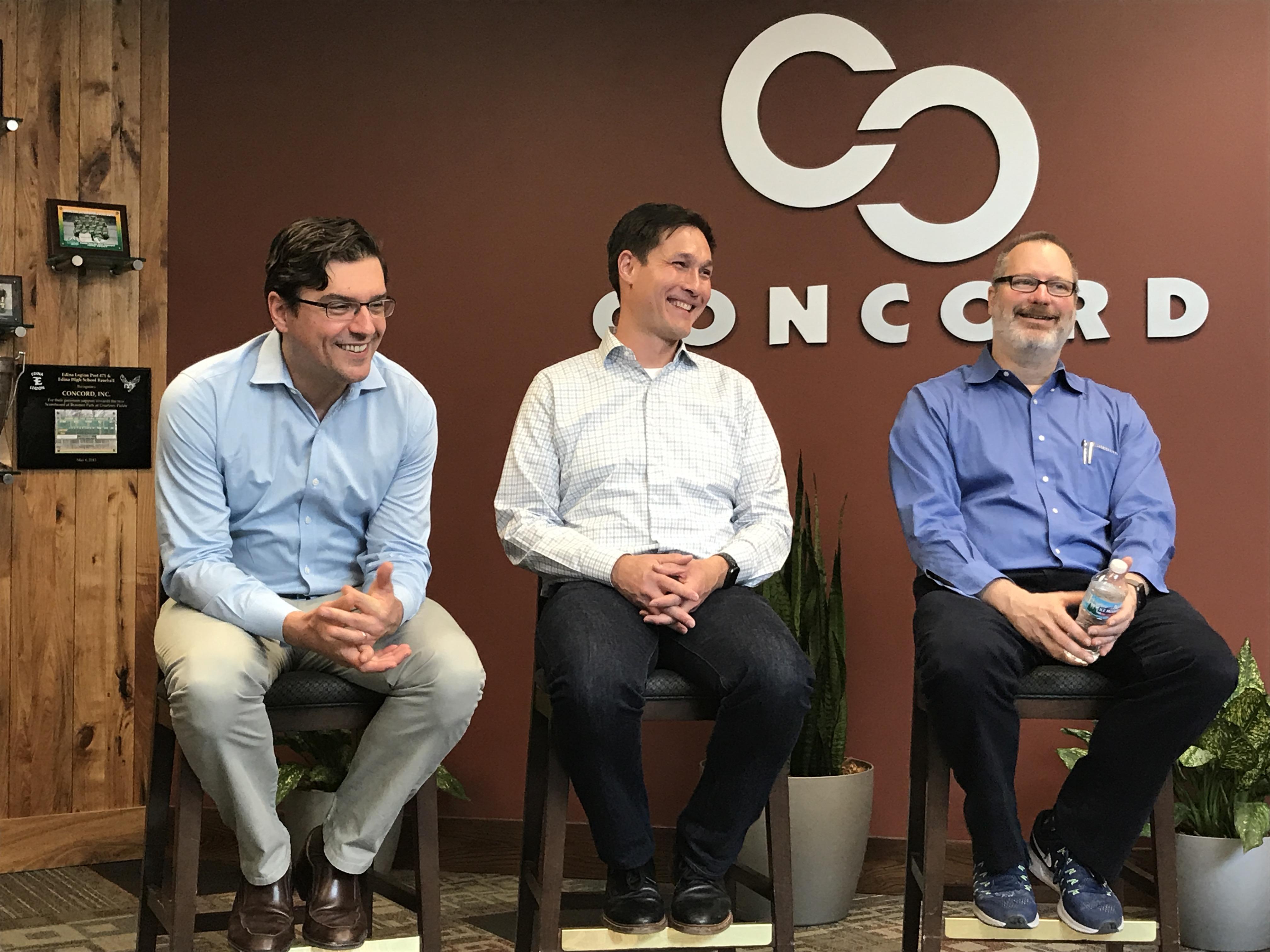 Concord Tech Talk - 5.2.18